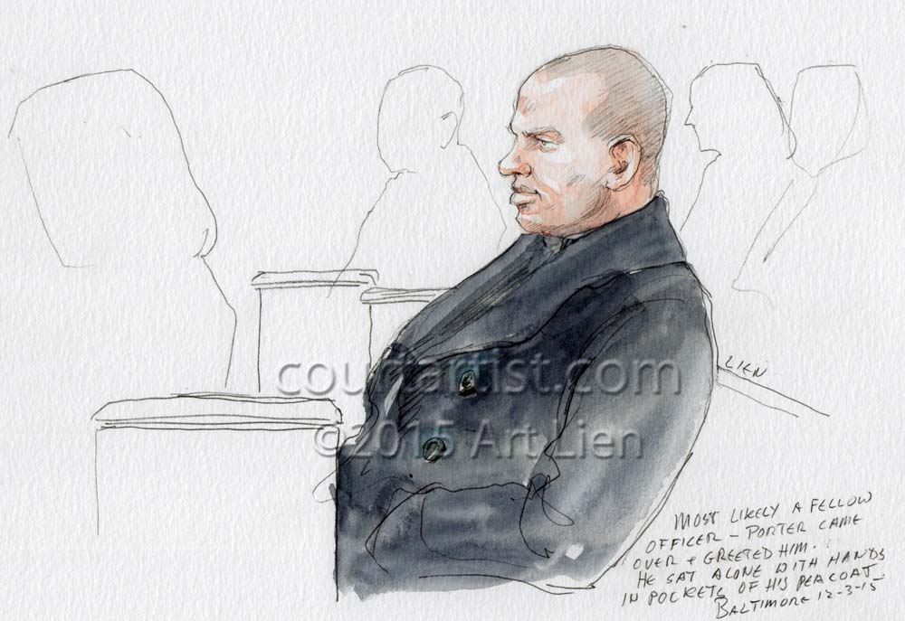 Freddie Gray Trials