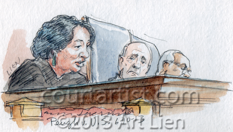 Justice Sotomayor: Peugh v. U.S
