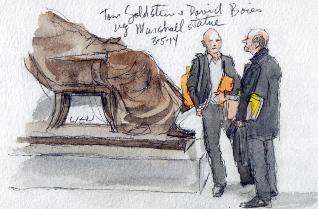 SCOTUS Sketch