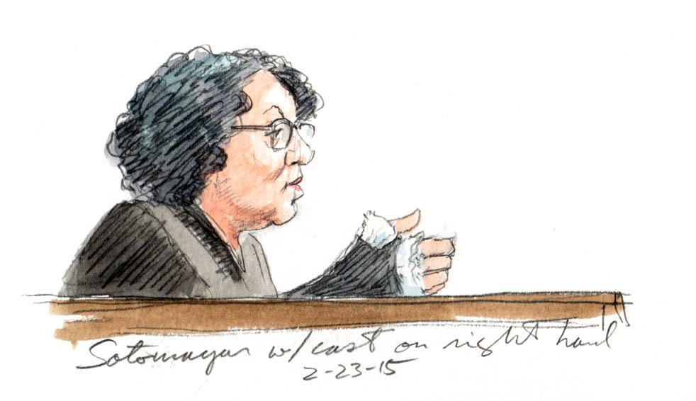 Sotomayor's Cast