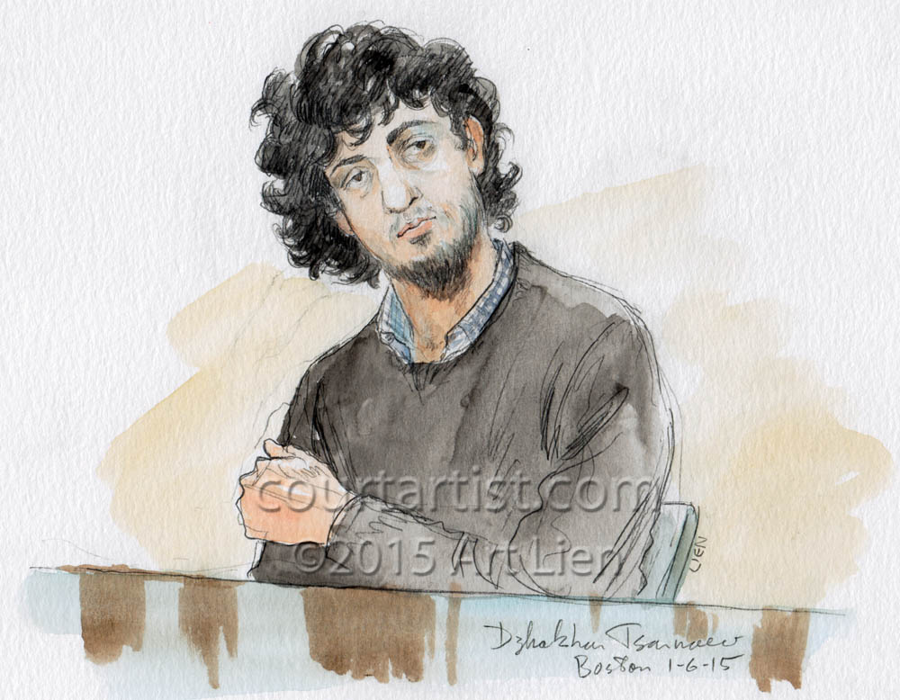 Tsarnaev Jury Selection, Day 2