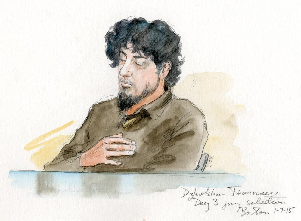 Tsarnaev Jury Selection, Day 3