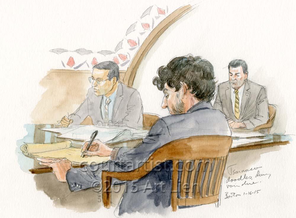 Tsarnaev Voir Dire