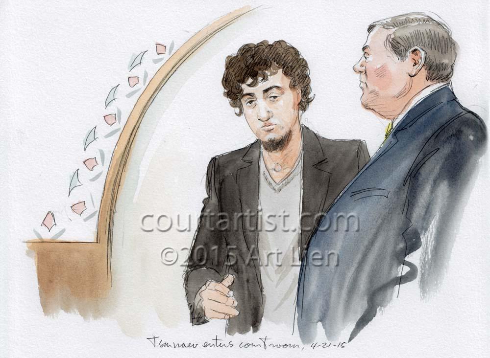 Tsarnaev150421