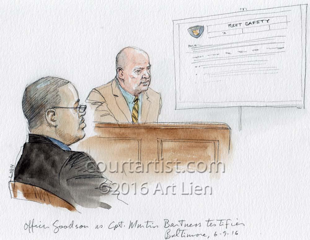 Freddie Gray: Goodson Trial