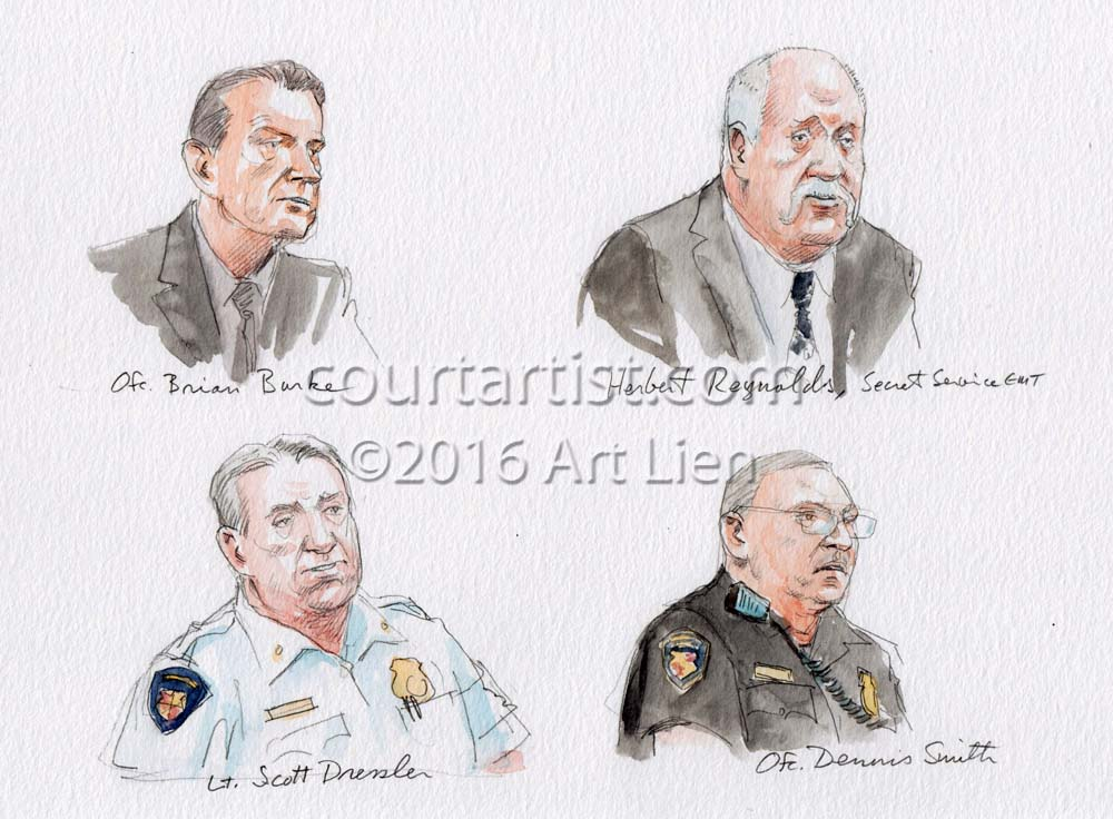 Freddie Gray: Goodson Trial