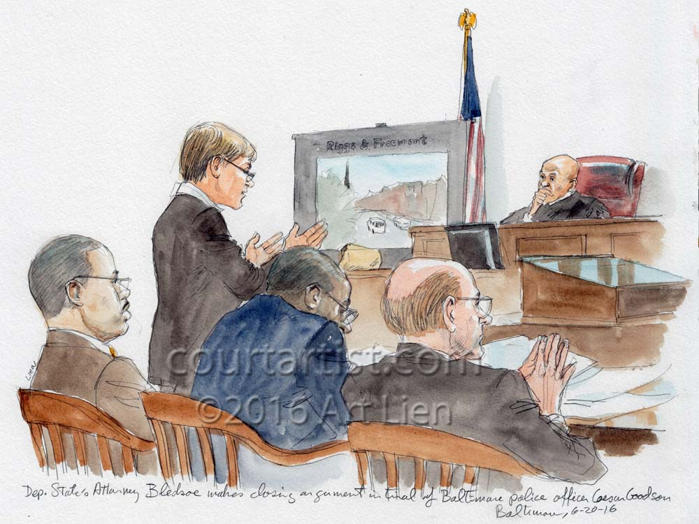 Goodson Trial
