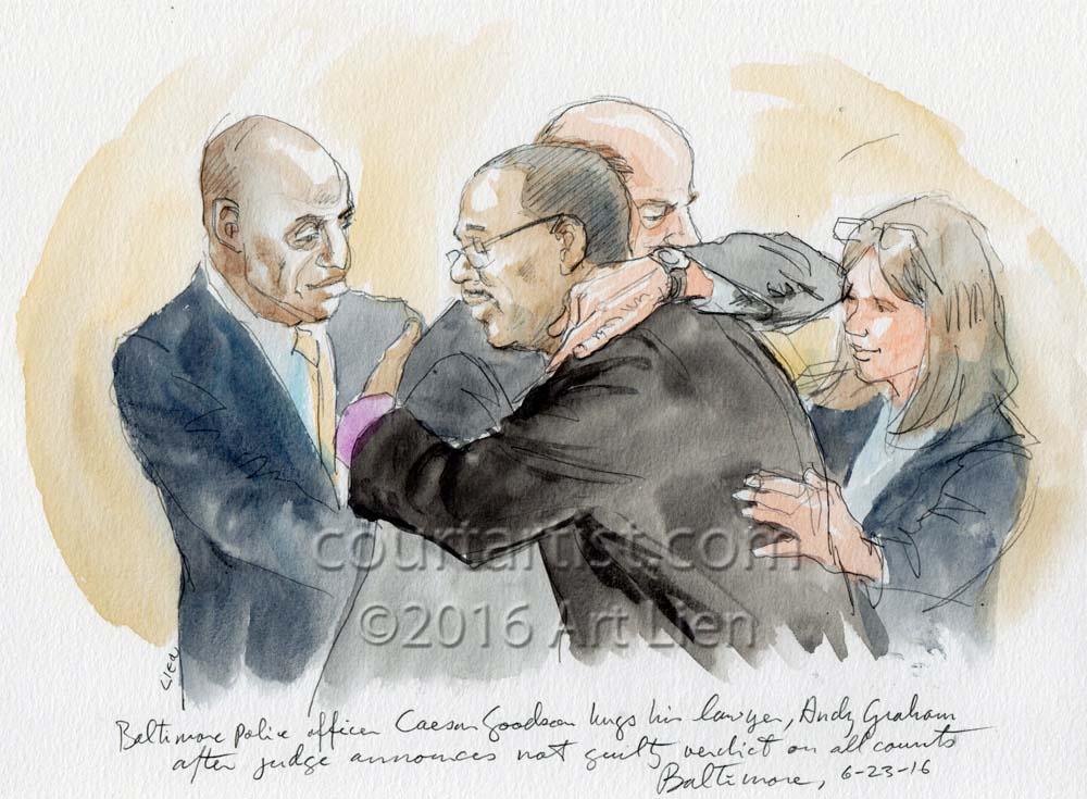 Goodson Trial: Verdict