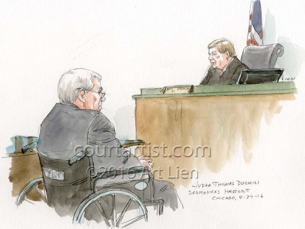 Hastert Sentencing