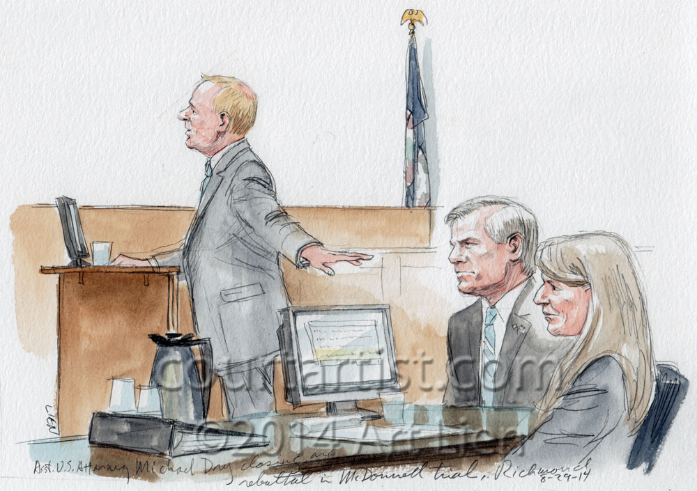 McDonnell Closing Arguments