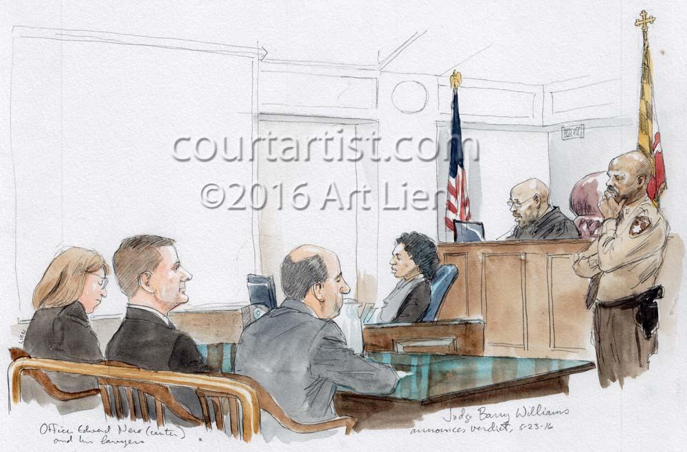 Nero Trial Verdict