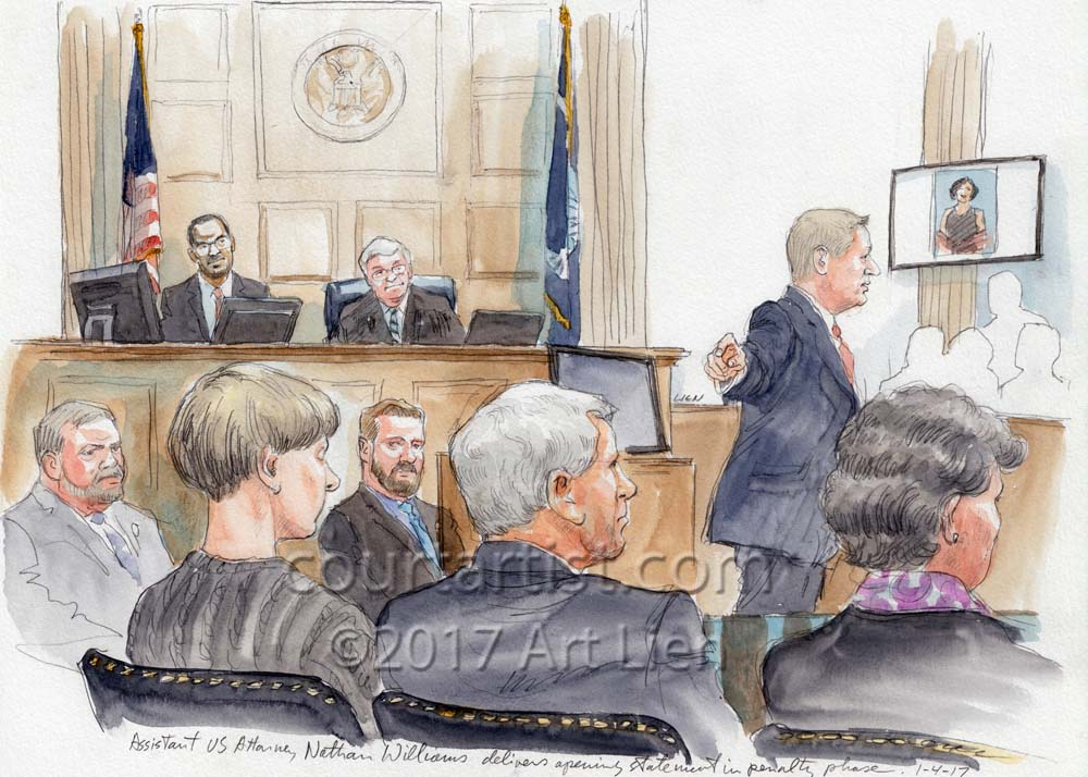 Courtartist Supreme Court And Other Courtroom Sketches