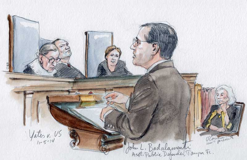 Yates v. U.S., No. 13-7451
