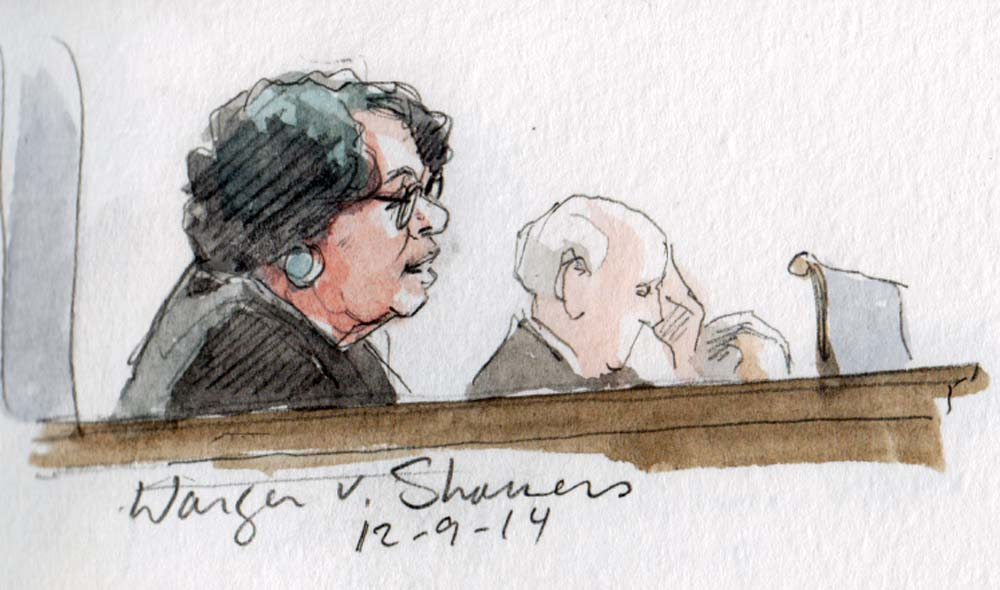 Opinion: Warger v. Shauers, No. 13-517