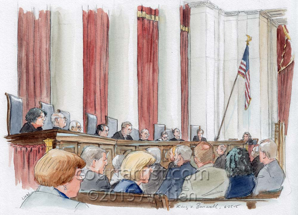 Opinion: King v Burwell, No. 14-114