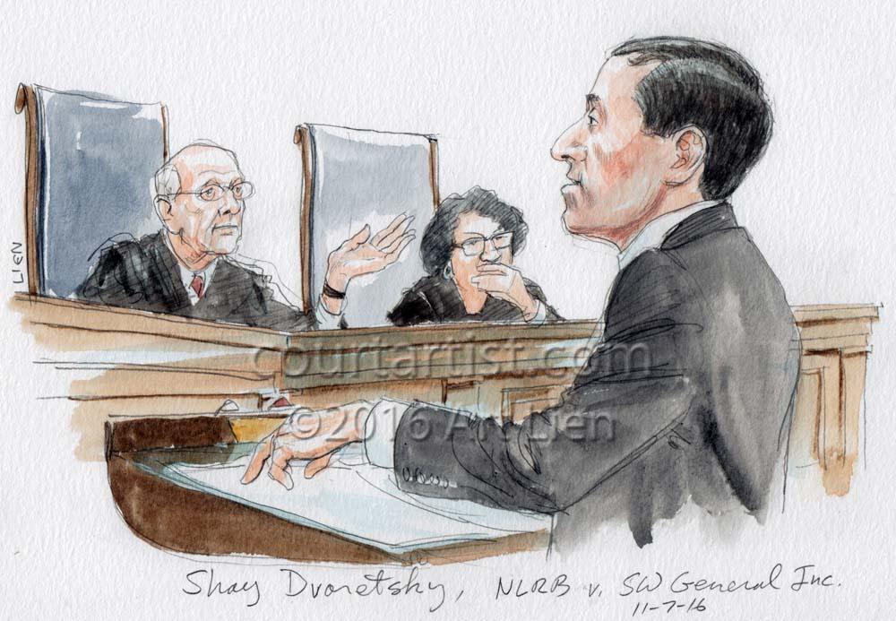 NLRB v. SW General Inc., No.15-1251