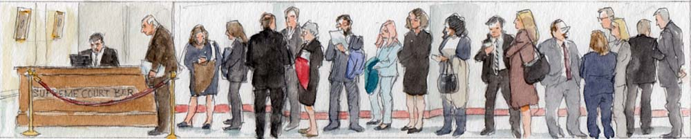 Courtartist - Page 5 of 63 - Supreme Court and Other Courtroom